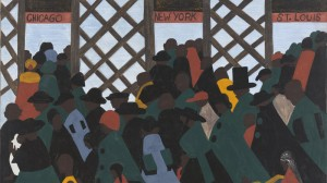 Great Migration photo by Jacob Lawrence